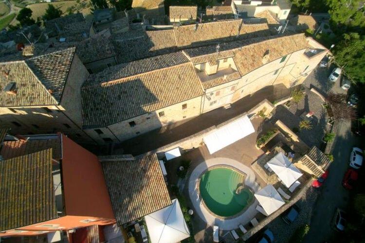 Vakantiehuizen Italie | Marche | Appartement te huur in Monteprandone met zwembad  met wifi 6 personen