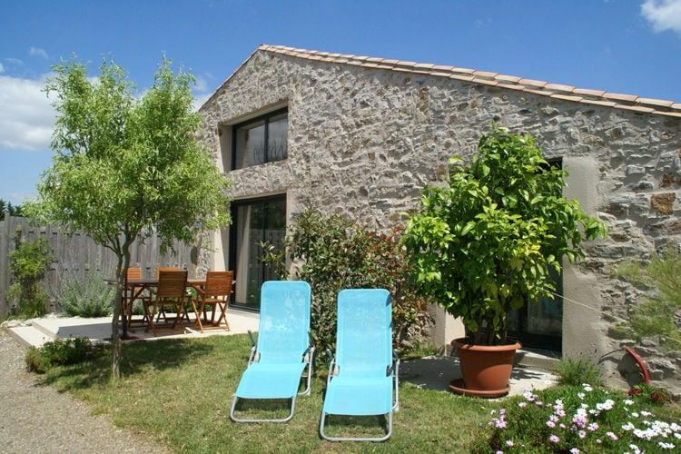 Villas Frankrijk   Pays-de-la-loire   Villa te huur in CHATEAU-D-OLONNE   met wifi 6 personen