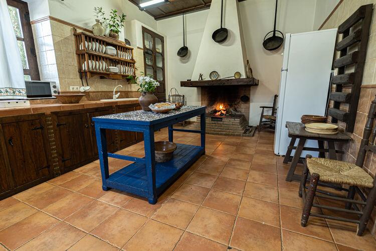 Vakantiehuizen Spanje | Andalucia | Vakantiehuis te huur in Escoznarllora met zwembad  met wifi 13 personen