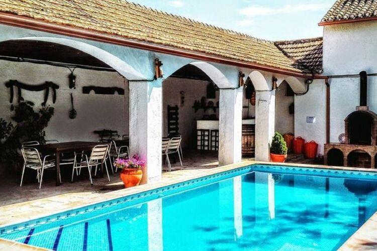 Vakantiehuizen Spanje | Andalucia | Vakantiehuis te huur in ILLORA met zwembad  met wifi 7 personen