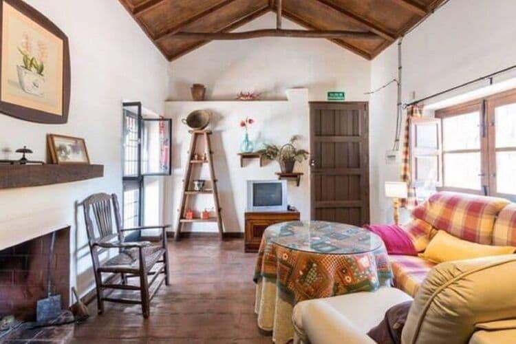Vakantiehuizen Spanje | Andalucia | Vakantiehuis te huur in ESCZNAR-ILLORA met zwembad  met wifi 3 personen