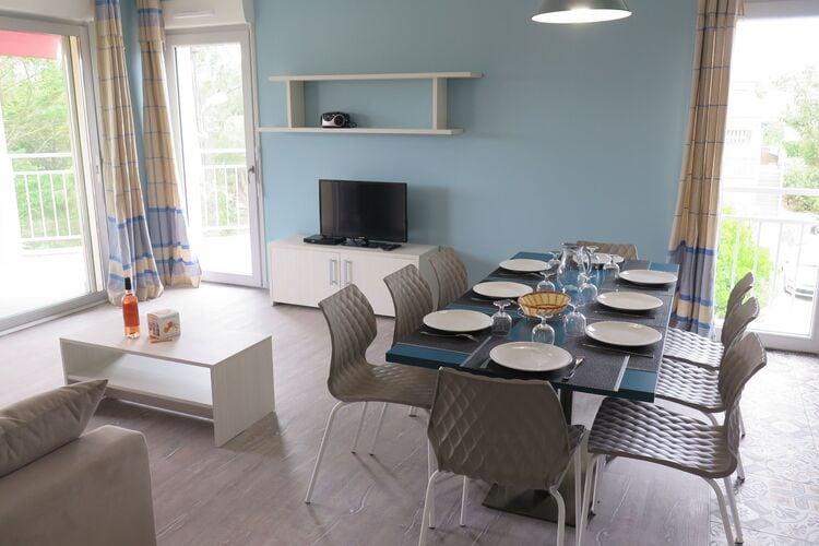 Appartement Frankrijk, 182, Vieux-Boucau-les-Bains Appartement FR-40480-11