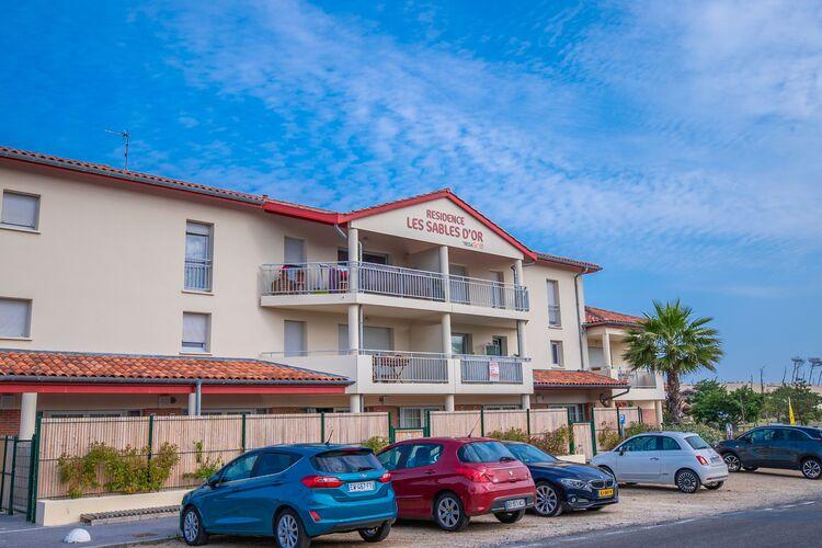 Vakantiehuizen Frankrijk | 182 | Appartement te huur in Vieux-Boucau-les-Bains   met wifi 3 personen