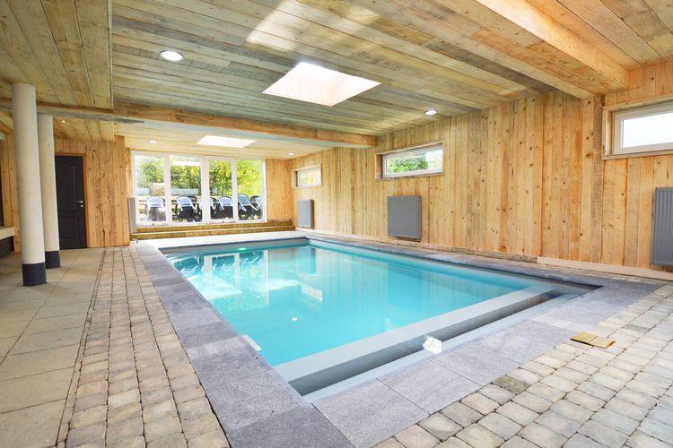 Vakantiehuizen Belgie | Luik | Vakantiehuis te huur in Beverce-Malmedy met zwembad  met wifi 10 personen