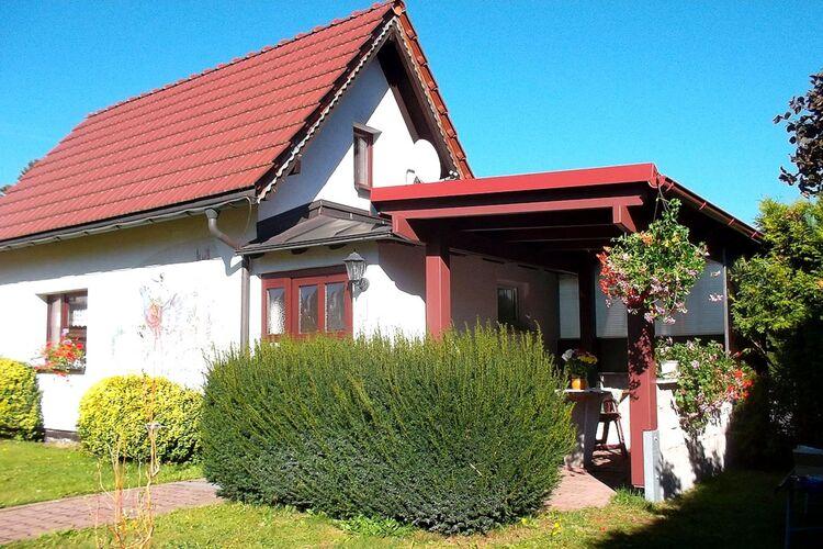 Vakantiehuizen Duitsland   Thuringen   Appartement te huur in Langula   met wifi 5 personen