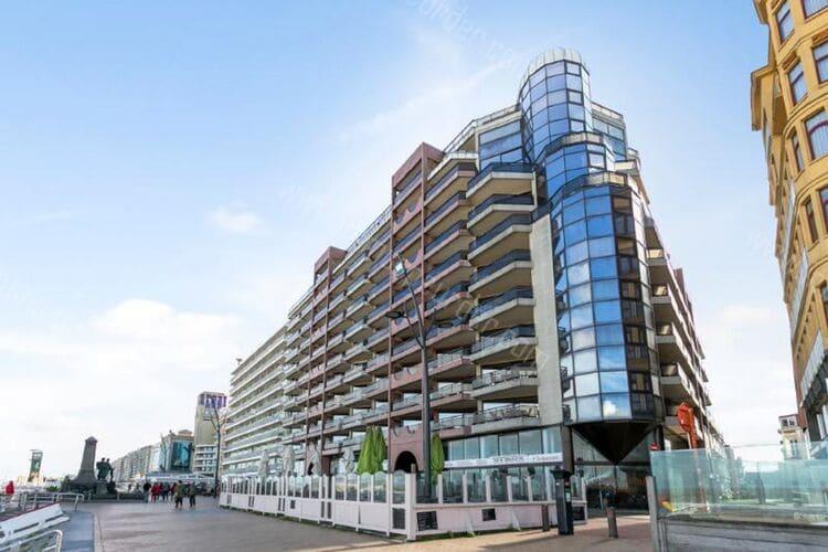 Appartementen Belgie | West-Vlaanderen | Appartement te huur in Blankenberge   met wifi 4 personen