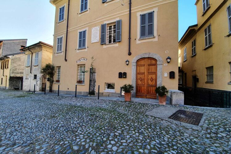 Vakantiehuizen Italie   Italiaanse-Meren   Appartement te huur in Corenno   met wifi 6 personen