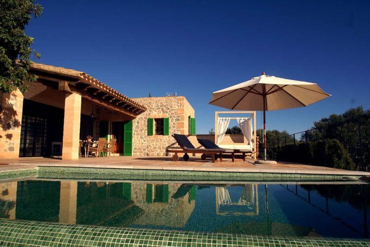Vakantiehuizen Spanje | Mallorca | Vakantiehuis te huur in Llevant met zwembad  met wifi 6 personen