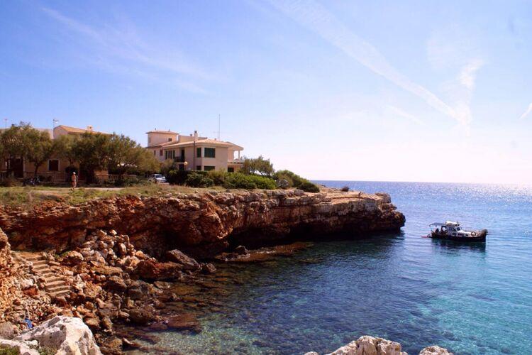 Vakantiehuizen Spanje | Mallorca | Vakantiehuis te huur in Llevant   met wifi 6 personen