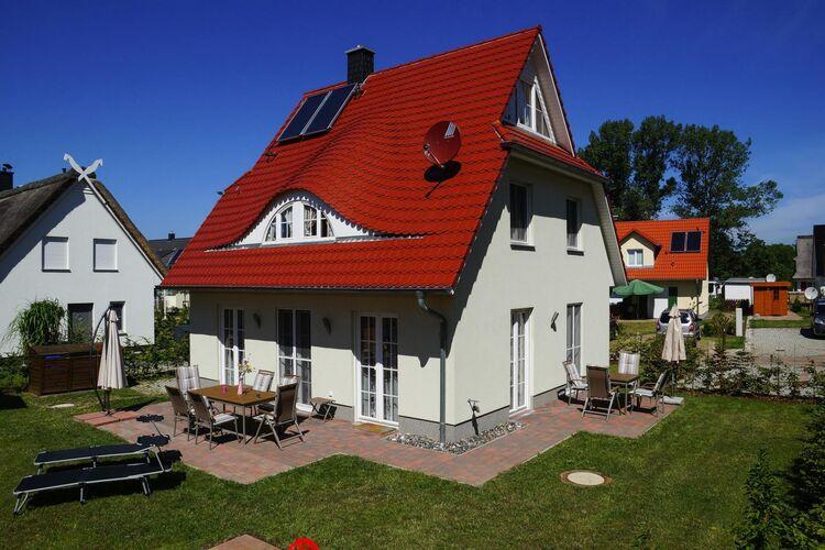 Ferienhaus Nachtigall, Glowe Ferienhaus auf Rügen