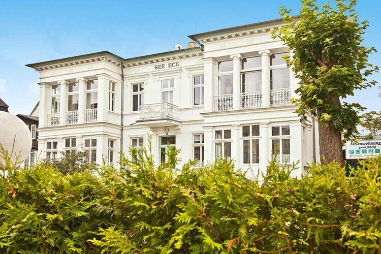Villa See-Eck, Ahlbeck Ferienwohnung auf Usedom