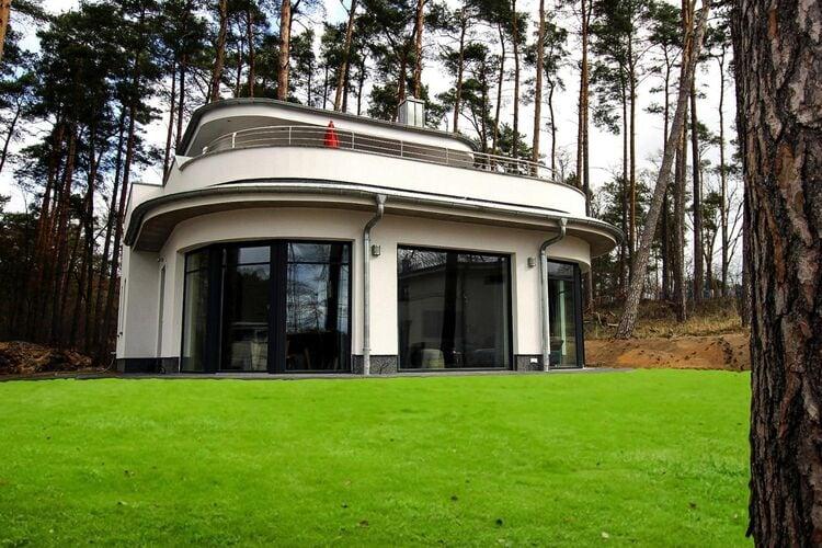 Villa Seeblick, Lychen Ferienhaus  Brandenburg