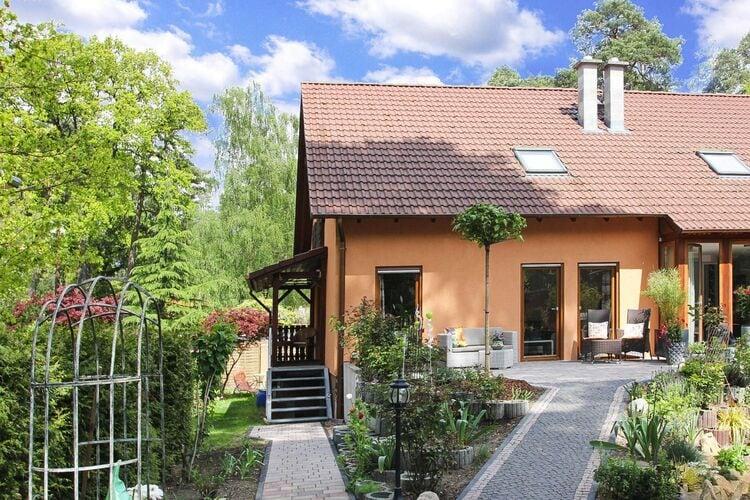 Doppelhaushälfte, Schönwalde Ferienwohnung  Brandenburg