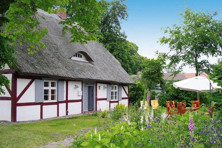 Ferienwohnung Dycke Haus, Zudar Ferienwohnung auf Rügen