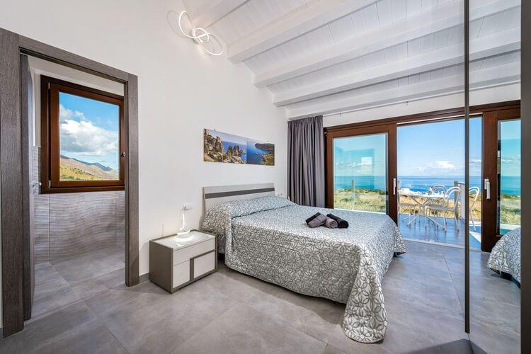 Villa Italië, Sicilia, Castellammare del Golfo Villa IT-91014-741
