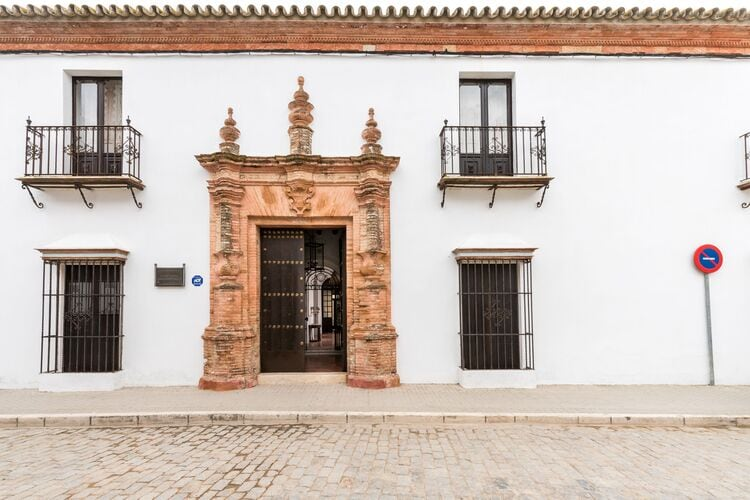 met je hond naar dit vakantiehuis in Fuentes de Andalucía