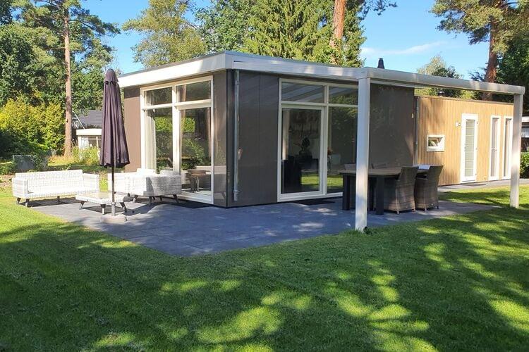 Chalets Nederland | Drenthe | Chalet te huur in Hooghalen met zwembad  met wifi 4 personen