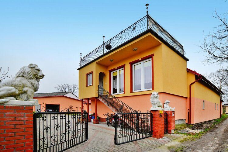 Ferienhaus, Ostrowiec Slawienski Ferienhaus in Polen