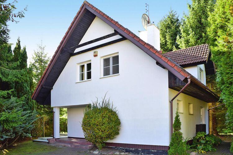 Ferienhaus, Debki Ferienhaus in Polen