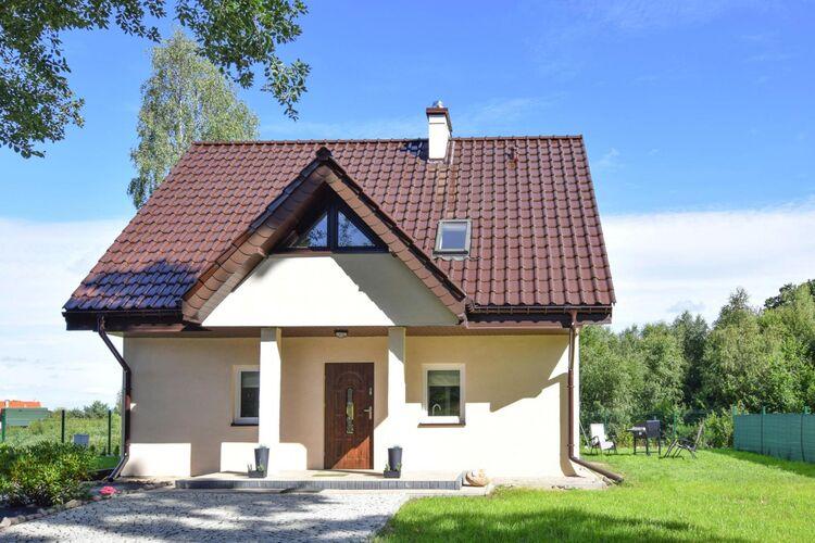 Ferienhaus, Debina Ferienhaus in Polen