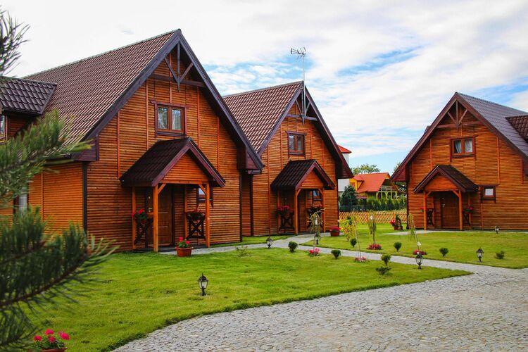 Ferienhäuser, Rewal Ferienhaus in Polen