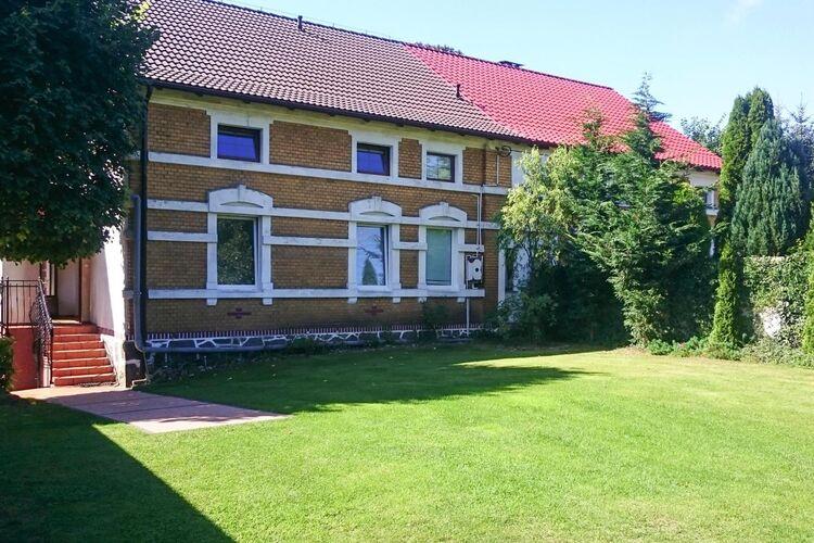 Doppelhaushälfte, Ledzin Ferienwohnung in Polen