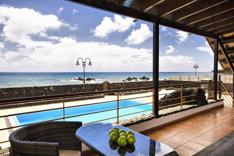 Ferienhaus, Punta Mujeres Ferienhaus  Lanzarote
