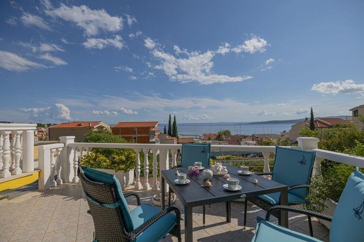 Appartement Kroatië, Dalmatie, Baska Voda Appartement HR-00050-13
