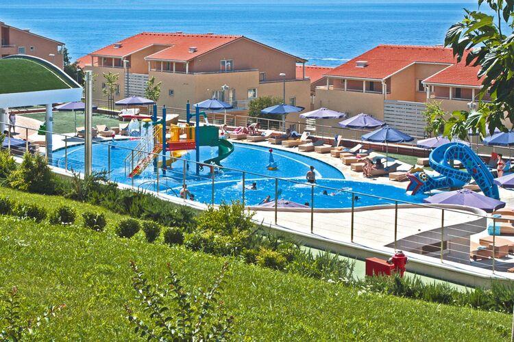 Holiday complex Wyndham Grand Novi Vinodolski Reso Ferienpark in Kroatien