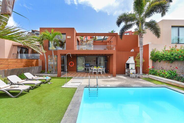 met je hond naar dit vakantiehuis in San Bartolomé de Tirajana, Gran Canaria