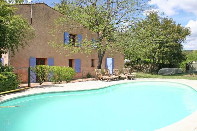 Vakantiehuizen Salernes te huur Salernes- FR-83690-20 met zwembad  met wifi te huur