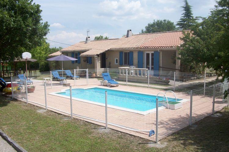 Vakantiehuizen Frankrijk | Provence-alpes-cote-d-azur | Vakantiehuis te huur in Cereste-en-Luberon met zwembad  met wifi 9 personen