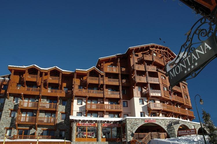 Résidence Village Montana & Le Cheval Blanc