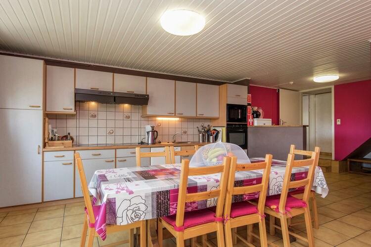 vakantiehuis België, Luxemburg, Montleban vakantiehuis BE-6674-05