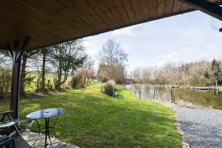 Chalet België, Luxemburg, Gouvy Chalet BE-6670-20
