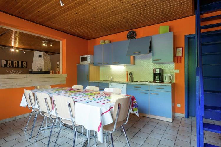 vakantiehuis België, Luik, Waimes vakantiehuis BE-4950-72