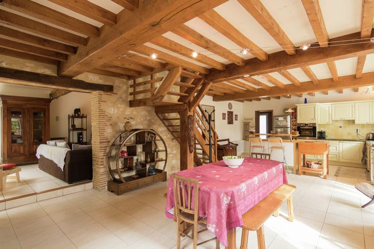 Villa Frankrijk, Dordogne, Saint-Nexans Villa FR-24520-08