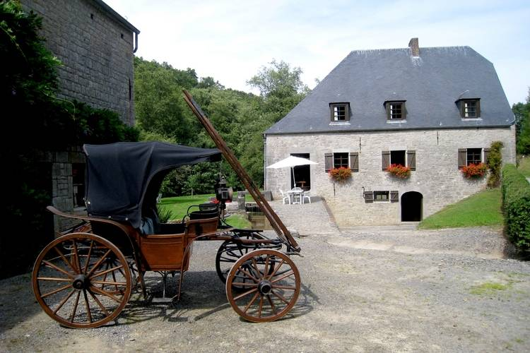 Ferienhaus Le Moulin de Soulme (59600), Soulme, Namur, Wallonien, Belgien, Bild 2