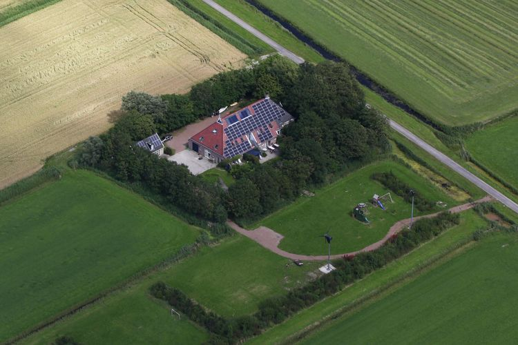 Nederland | Friesland | Boerderij te huur in Pingjum   met wifi 60 personen