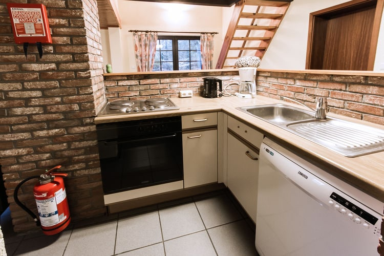 Vakantiehuis belgie, Luxemburg, Wibrin (achouffe) Vakantiehuis BE-6666-12