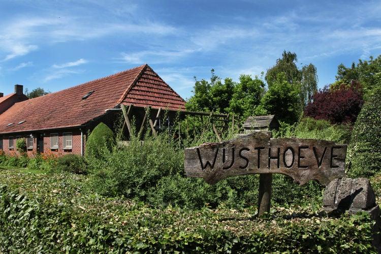 Noord-Brabant Boerderijen te huur Prachtig gerenoveerd achterhuis zeer geschikt voor kinderen