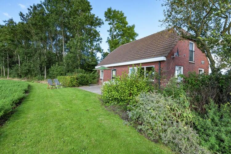vakantiehuis Nederland, Groningen, Finsterwolde vakantiehuis NL-9684-01