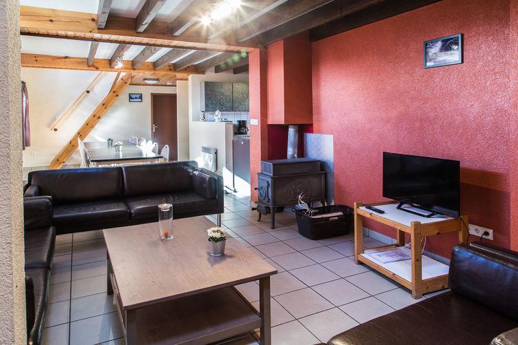 Vakantiehuis met zwembad met wifi  Wibrin (achouffe)  Vakantiepark Les Onays 5