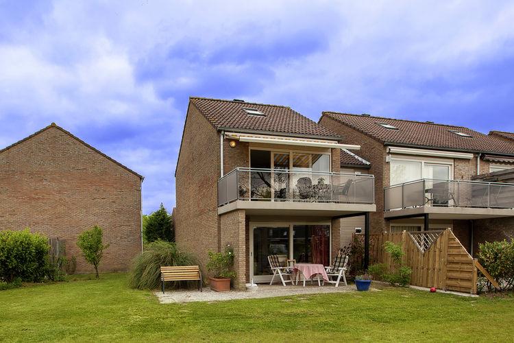Appartement huren in Nieuwvliet-Bad -  nabij Strand met wifi  voor 4 personen  Op 200 m loopafstand van het mooie..