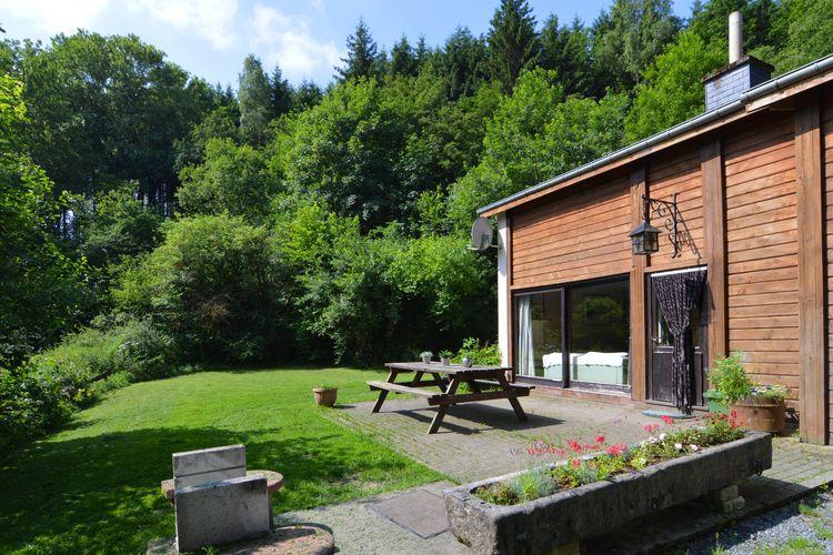 vakantiehuis België, Luxemburg, Bouillon-Noirefontaine vakantiehuis BE-6831-02