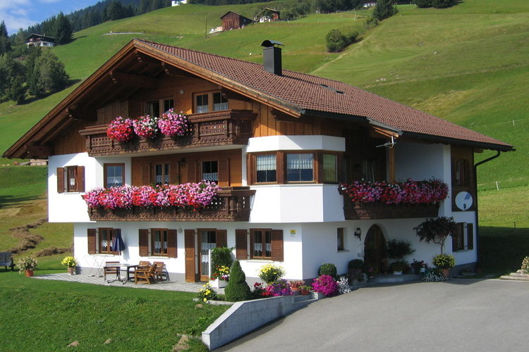 Appartement Oostenrijk, Vorarlberg, Bartholomäberg Appartement AT-6780-09