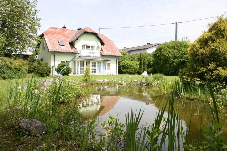 vakantiehuis Oostenrijk, Kaernten, Ferlach vakantiehuis AT-9170-01