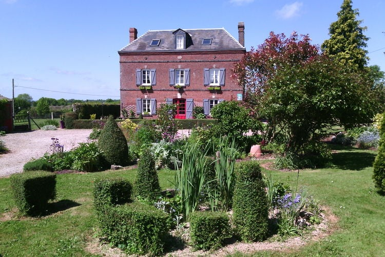 Vakantiehuis  met wifi  St-Pierre-an-AugeL