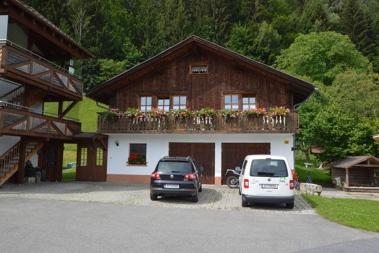 vakantiehuis Oostenrijk, Vorarlberg, Bürserberg vakantiehuis AT-6700-04