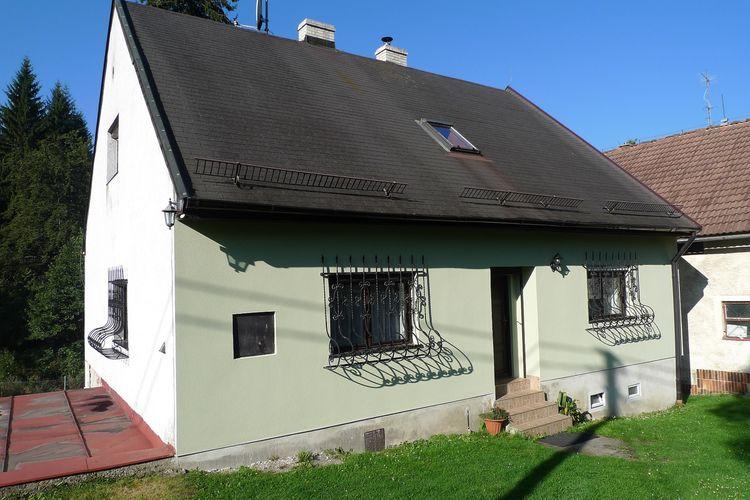 vakantiehuis Tsjechië, West-Bohemen, Rovna vakantiehuis CZ-35605-01